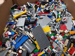 Huge Collection of Lego