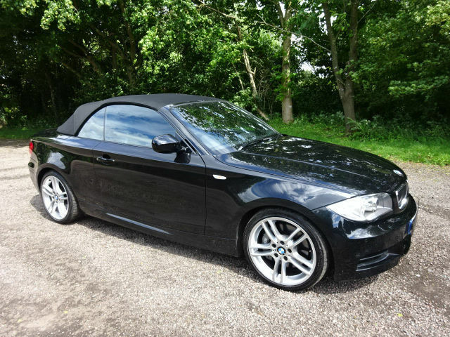 BMW 135i DCT Convertable Auto 2010 / 60 Reg / Low Mileage ONLY 17k