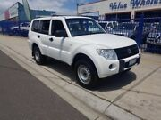 2010 Mitsubishi Pajero NT MY11 GL LWB (4x4) 5 Speed Auto Sports Mode Wagon Noble Park Greater Dandenong Preview