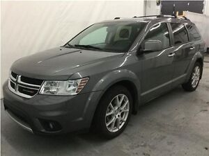 Dodge Journey R/T V6 AWD 7Passagers Navigation Cuir MAGS 2013