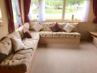 Pre-Loved Family Focused Static Caravan Holiday Home - Sea Front Park - Borders