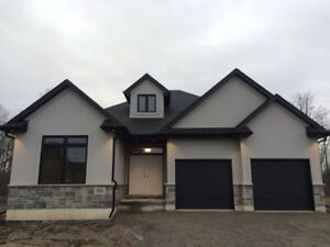 OPEN HOUSE SUNDAY 2-4 -Brand New Bungalow - No rear neighbours!