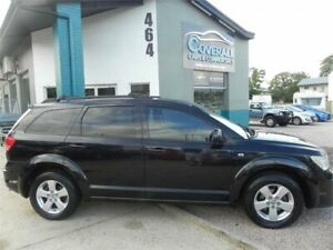 2011 Dodge Journey JC MY10 SXT Black 6 Speed Automatic Wagon Earlville Cairns City Preview