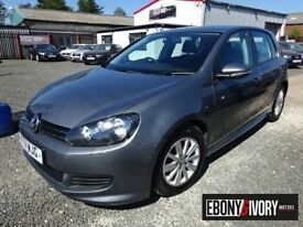 Volkswagen Golf 1.6 TDi 105 BlueMotion 5dr + FULL SERVICE HISTORY (grey) 2011