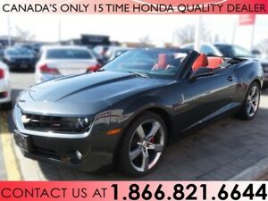 2012 Chevrolet Camaro 2LT | CONVERTIBLE | NO ACCIDENTS