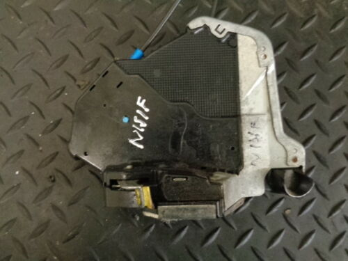 2007 LEXUS IS220d SPORT 4DR PASSENGER SIDE FRONT DOOR LOCK CATCH