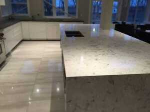 QUARTZ, GRANITE, COUNTER-TOP