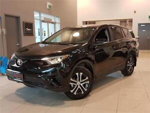 2016 Toyota RAV4 LE-AWD-BLUETOOTH-ONLY 63KM