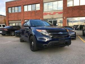 2013 FORD EXPLORER AWD!!$45.33 WEEKLY WITH $0 DOWN!! LOW KMS!!