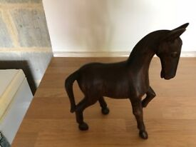 wooden handmade horse for sale