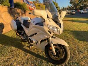 Yamaha FJR1300a Ex-NSW Police 2014 74,xxxKM Single Seat Kirrawee Sutherland Area Preview
