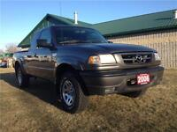 2006 Mazda B 3000 Ext cab Ultra-low Kms