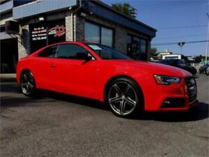 2013 Audi A5 S-LINE COMPETITION QUATTRO **6 SPEED**