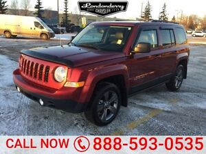 2015 Jeep Patriot 4WD HIGH ALTITUDE Accident Free,  Navigation (