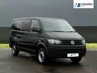 2013 Volkswagen Transporter T28 TDI P/V STARTLINE Diesel black Manual