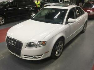 2007 Audi A4 2.0T Leather Seats! Heated Seats! Clean Title!