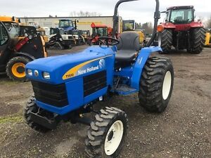 2008 New Holland T1510 Compact Tractor