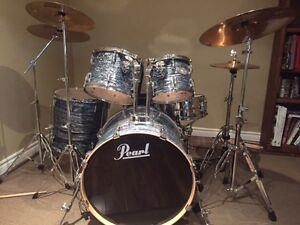 Drums and Cymbals