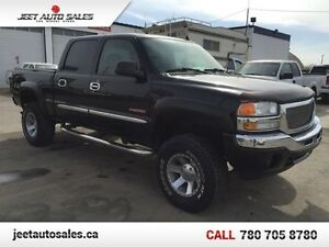 2006 GMC Sierra 1500 SLT 4x4 Crew Cab V-MAX Lifted Loaded !! Edmonton Edmonton Area image 7