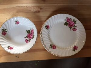 Johnson Brothers Ironstone Enchantment Pattern dinnerware