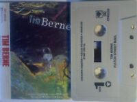 TIM BERNE - FULTON STREET MAUL PRERECORDED CASSETTE TAPES. CT40530. 1987. Yet another very rare tape