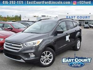 2018 Ford Escape SEL| $81/wk| NAV | Roof | Leather | Tailgate