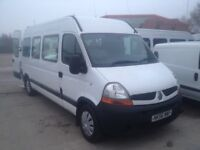 Renault Master lm35 DCI 100 ideal camper / motorhome conversion 1 owner NHS 6 speed well maintained