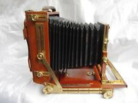 Gandolfi 1/2 plate Wooden Camera (Sensible offers considered)