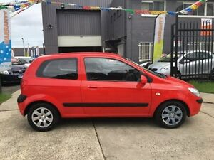 2010 Hyundai Getz TB MY09 S 5 Speed Manual Hatchback Brooklyn Brimbank Area Preview
