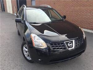 Nissan Rogue SL 2008,AUTO,4 CYL,4X4,MAGS,TOIT !