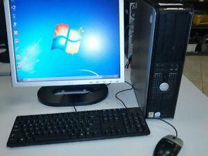 Christmas 10%OFF core 2, i3& i5 refurbished desktop in Uniway