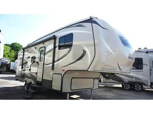 2016 SUNSET TRAIL 22RB LIGHT WEIGHT FIFTH WHEEL, COUPLES MODEL