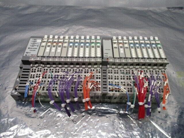 Allen-Bradley Circuit Breaker Assembly 1734-ACNR, 1734-IE2C, 1734-EP24DC, 100777