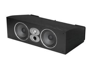 Polk Audio CSI A6 High Performance Center Channel Speaker - Blac