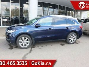2014 Acura MDX MDX; GREAT SUV, LOW KMS, NAV, DVD PLAYER, HEATED