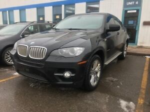 2011 BMW X6 XDRIVE M APPEARANCE PKG | ACCIDENT FREE |NAVIGATION