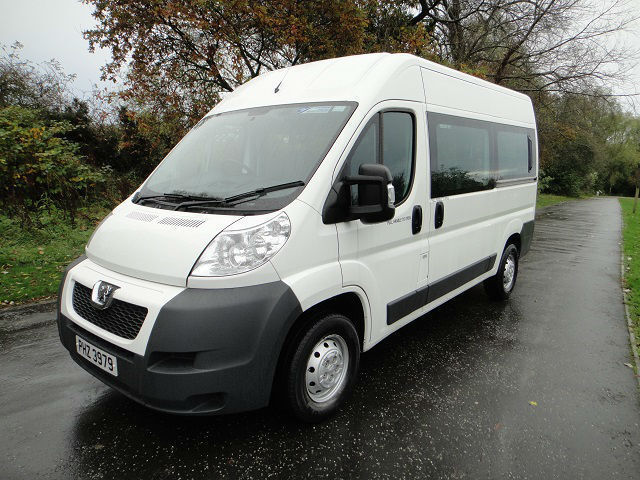 peugeot boxer 333 mwb l2h2 in comber county down gumtree. Black Bedroom Furniture Sets. Home Design Ideas