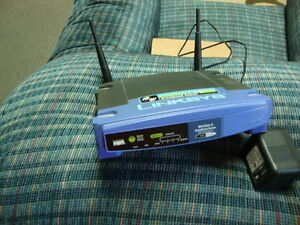 Various DSL modems and  Router