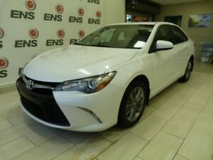 Toyota Certified 2017 Camry SE  ***FREE OIL CHANGES FOR LIFE***