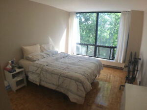 ONE MONTH FREE! Nun's island one bedroom apartment