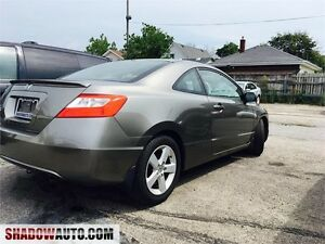 2008 Honda Civic Cpe LX  FORD, MAZDA, GM,toyota, civic, credit