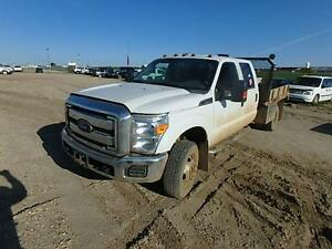 2012 Ford Super Duty F-350 DRW XLT Flat Deck