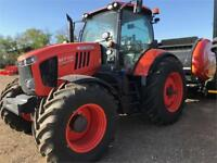 Kubota M6 and M7 Series Tractors Brandon Brandon Area Preview