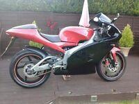 Aprila RS 125