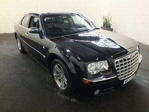2005 Chrysler 300C LE MY06 5.7 Hemi V8 Black 5 Speed Automatic Sedan Clemton Park Canterbury Area Preview