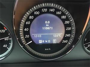 2011 MERCEDES BENZ C250 AUTO 4MATIC CERTIFIED & E-TEST London Ontario image 9