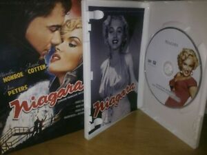 DVD: NIAGARA (1953) London Ontario image 2