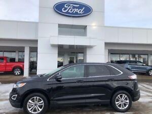 2018 Ford Edge SEL AWD LEATHER MOONROOF NAV. 22700KM