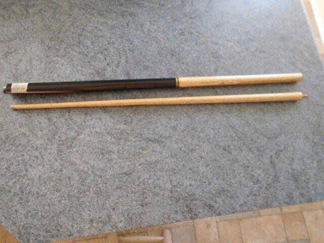 """Snooker/Pool cue. 2 piece. 57""""/145cm"""