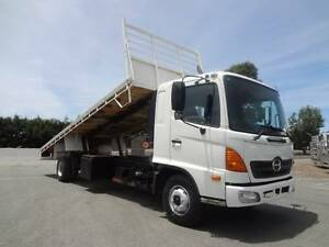 2004 Hino FD-Finance or (*Rent-to-Own $315 pw) Grahamvale Shepparton City Preview